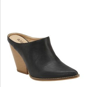 Women Mules Shoes Definition on Poshmark